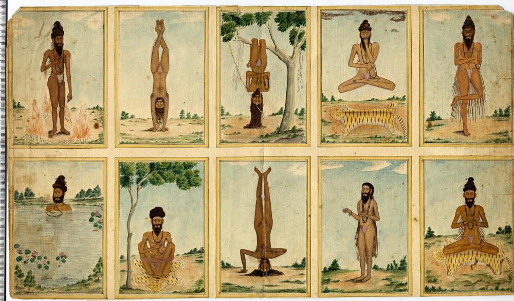 yoga genova